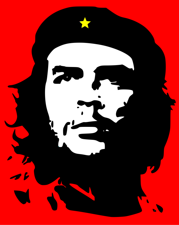 Che_por_Jim_Fitzpatrick_white_red
